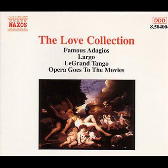 Love Collection - The Love Collection [CD] USA import