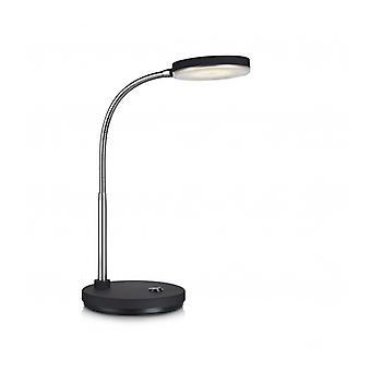 Tischleuchte Flex Black 1 Glühbirne