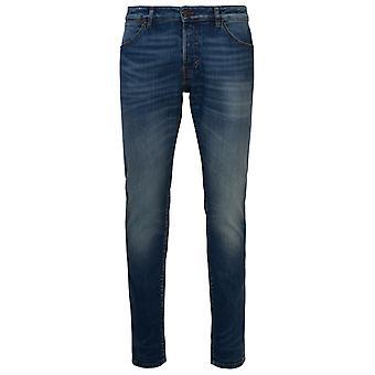 Pt05 C5vj05b30ca35ms71 Men's Blue Cotton Jeans