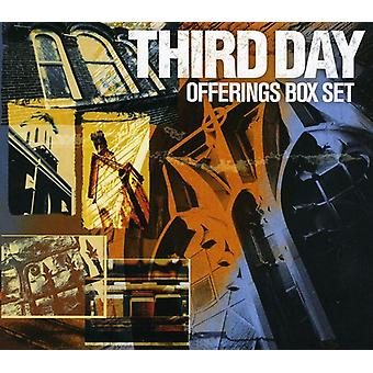 Third Day - Offerings Box Set [CD] USA import