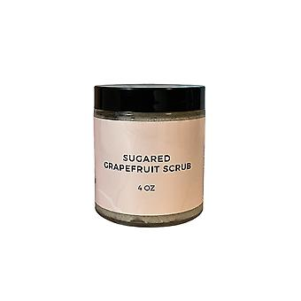 Sugared Grapefruit Scrub