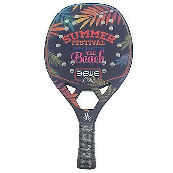 Btr-4010, Lapset käyttävät hiilikuitua, Rantatennis racket (musta)