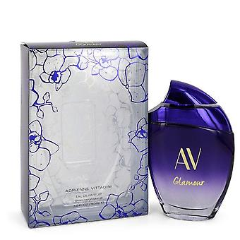Av Glamour Passionate Eau De Parfum Spray By Adrienne Vittadini 3 oz Eau De Parfum Spray