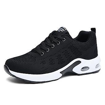 Chaussures de course d'air de mode de femmes noires