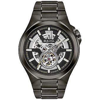 Mens Watch Bulova 98A179, Automatique, 46mm, 10ATM