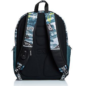 Advanced SEVEN Rugzak - URBAN ROCK, Blue Jeans, Double Compartment