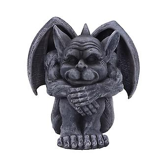 Nemesis Now Quasi Dark Black Grotesque Gargoyle Figurine