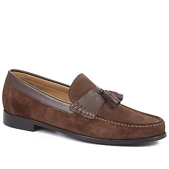 Jones Bootmaker Mens Crafted almost entirely from premium leather, Ross