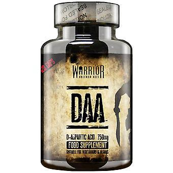 Warrior DAA 120 cápsulas