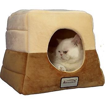 Armarkat 16 pulgadas por 16 pulgadas cama de gato