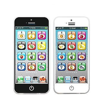 Baby Smart Mobile Phone Learning Machine, Elektroninen lukukirjamusiikki