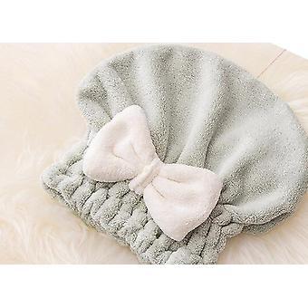 Cappuccio doccia per capelli Bath Head Hat Asciugamano