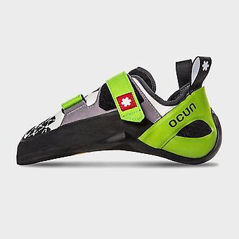 New Ocun Men's QC Climbing Shoes Green