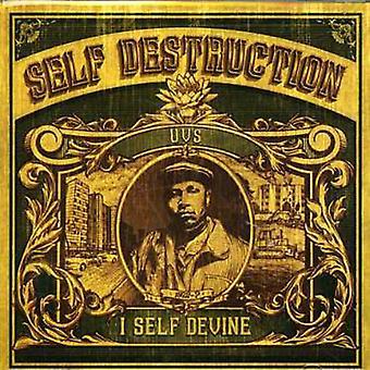 I Self Devine - Self Destruction [CD] USA import