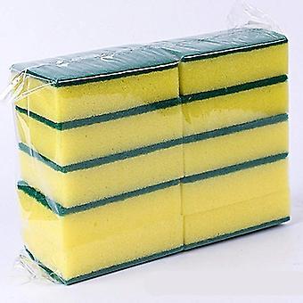 Boîte à savon liquide de distributeur de détergent de nettoyage avec l'éponge