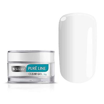 Pure Line - Builder - Clear - 15 gram - Silcare