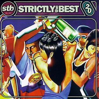 Strengt importerer bedst - Vol. 20-Strictly bedste [CD] USA
