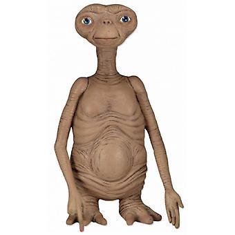 Neca E.T. Den extra markbundna stuntdockan 12 tums skumreplik