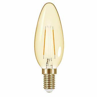 Energizer Filament Gold LED Ljuslampor Varmvit
