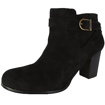 Cole Haan Womens Cassidy Strap Bootie Ankle Boot Skor