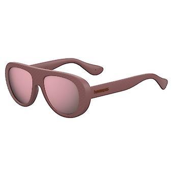 Unisex Sonnenbrille Havaianas RIO-M-LHF-54 Pink (ø 54 mm)