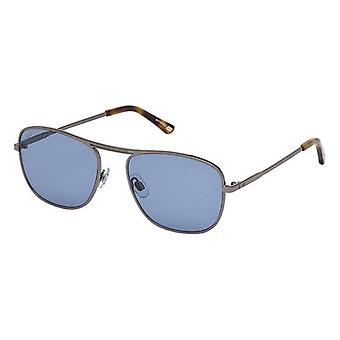 Solglasögon för män WEBBGLASÖGON WE0199-08V Blått Silver (ø 55 mm)