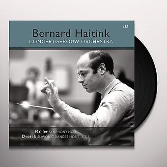 Bernard Haitink, Concertgebouw Orchestra, Mahler / Dvorak – Symphony No. 1 / Slavonic Dances Nos 1, 3, 7, 8 Vinyl