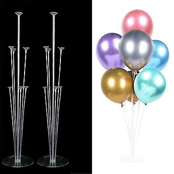 new 2set 70cm stand a stand balloon holder for decorations sm17249