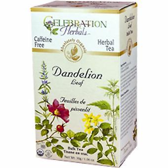 Celebration Herbals Dandelion Leaf Tea, 30 Grams
