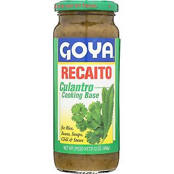 Goya Recaito, Case of 24 X 12 Oz