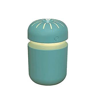 Blue 7.8x7.8x12.3cm aromatherapy car humidifier homi3732
