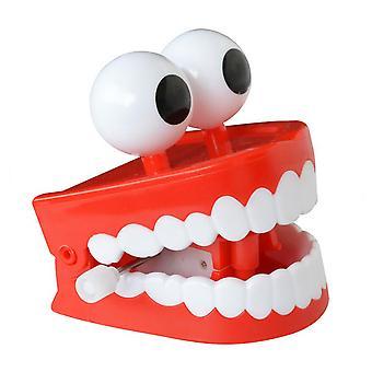 NEU - Wind Up Teeth - Traditioneller Neuheiten-Geschenkartikel