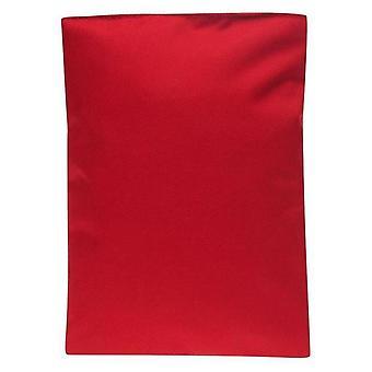 Rock Sax Red Square Röd Het Chili Peppers Crossbody Bag