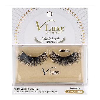 False Eyelashes V Luxe Remy Hair I-Envy Vlef02 Inspired Crystal