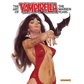 The Art of Vampirella: The Warren Years HC
