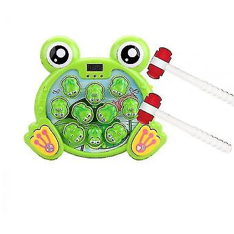 Play The Frog Game, Durable Heavy Hitting Toy, Improve Flexibility