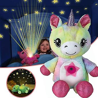 40cm Plush Toy Night Light With Projection