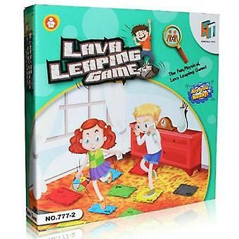 Card games kids and adults lava jumping the floor is lava easy to play board toy game