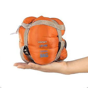 190 * 75Cm camping kirjekuori makuupussi ultrakevyt matka mini laiskat laukut pakkauspussi