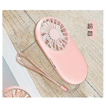 Nieuwe patroon zakventilatoren usb opladen mini- hold fans student buiten brengen sika draagbare kleine ventilator dc