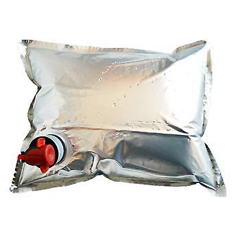 Bolsa de bebidas de vino de papel de aluminio de grado alimenticio de 5l