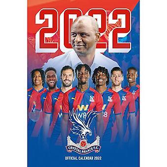 Crystal Palace Calendar 2022