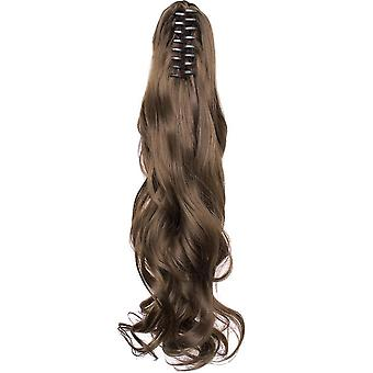 Claw Clip Pony Hair Extensions Women Natural Ponytail Wigs