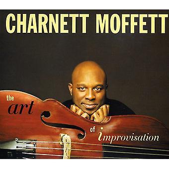 Charnett Moffett - Kunst der Improvisation [CD] USA import