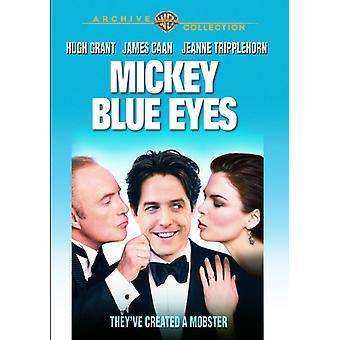 Mickey ojos azules [DVD] los E.e.u.u. la importación