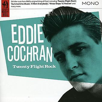 Eddie Cochran - Twenty Flight Rock [CD] USA import