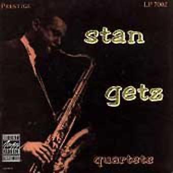 Stan Getz - Quartets [CD] USA import