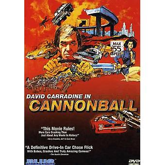 Import USA Cannonball [DVD]