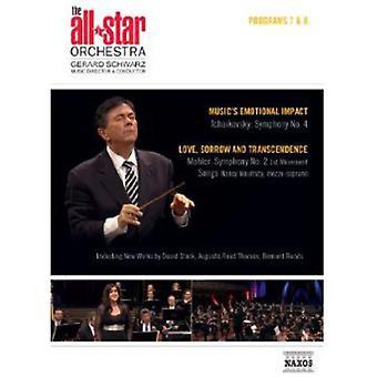 All Star Orchestra: Programmi 7 & 8: importazione USA Emotio [DVD] di musica