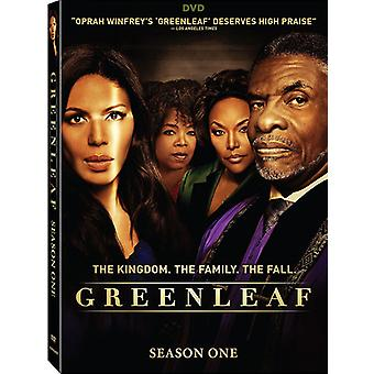 Greenleaf: Season 1 [DVD] USA import
